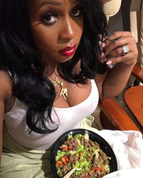 Is Remy Ma pregnant? Uterine status a mystery as battles ...