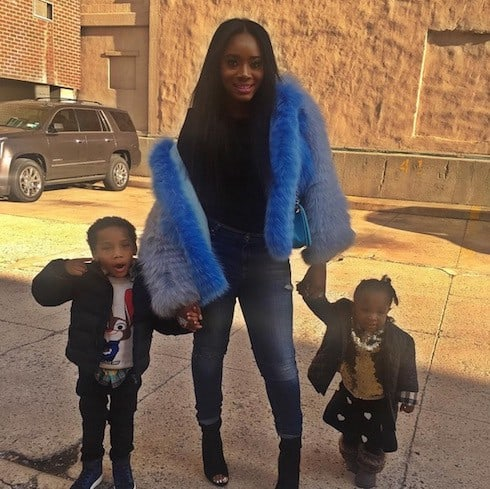 Mendeecees baby mother Samantha 1