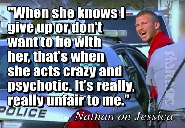 Nathan Griffith Jessica Henry quote