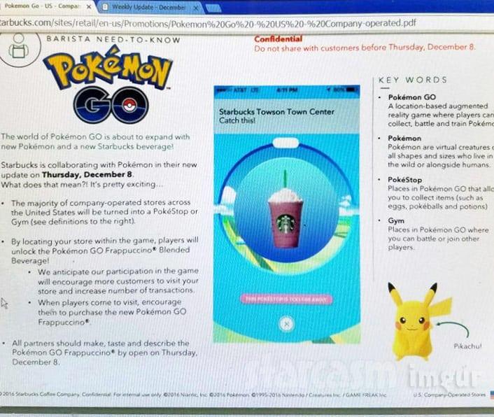 Pokemon_Go_Generation 2 Starbucks promotion