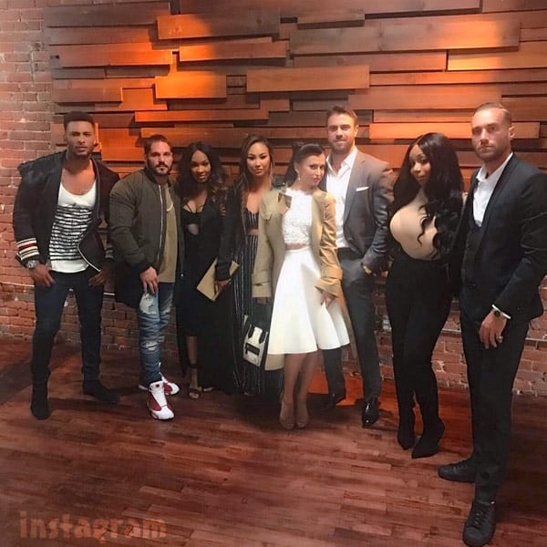 Ronnie Magro Malika Haqq Famously Single Season 2