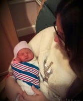 Breaking Amish Sabrina High baby 2 Arianna Grace