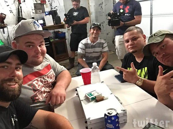 Weekend at Corey's MTV