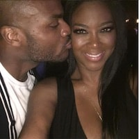 RHOA Kenya Moore accused of faking Matt Jordan's 'abusive boyfriend' storyline