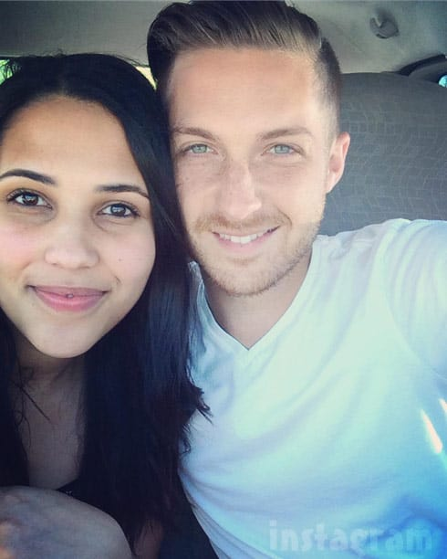 90 Day Fiance Amy and Danny Frishmuth 2016