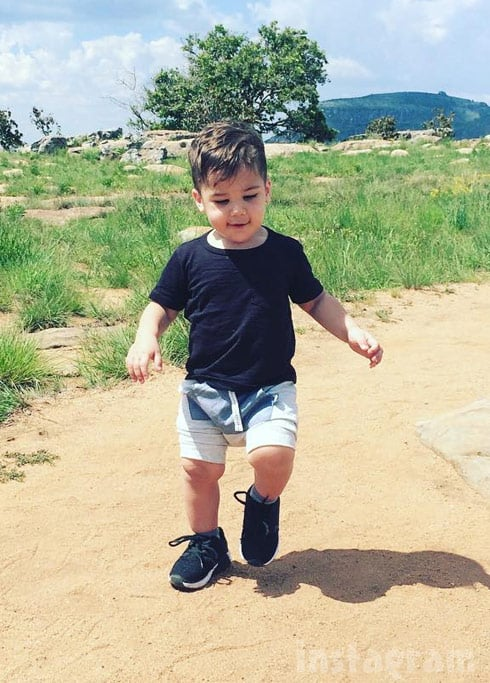 90 Day Fiance Danny and Amy Frishmuth's son Jedidiah recent photo