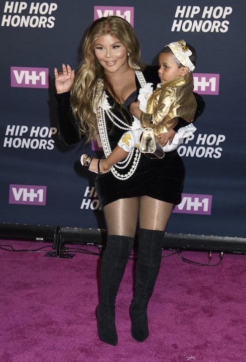 Lil Kim at VH1 Hip Hop Honors
