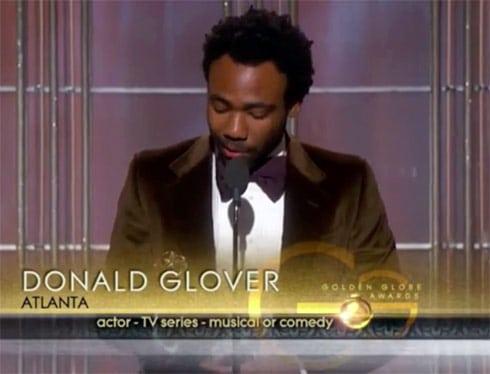Atlanta Donald Glover Golden Globes