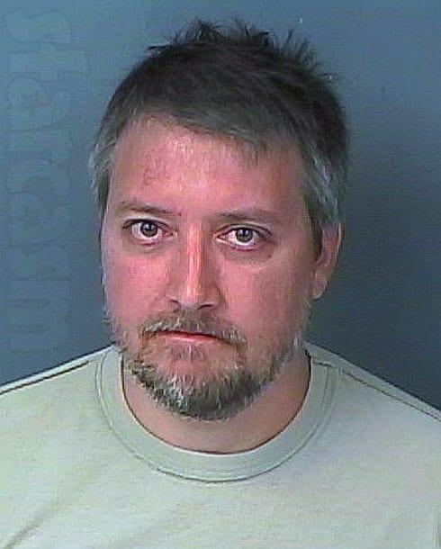 90 Day Fiance Jason Hitch arrest mug shot photo