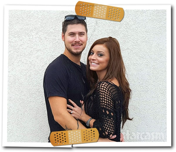 Jeremy Calvert and Brooke_Wehr back together again
