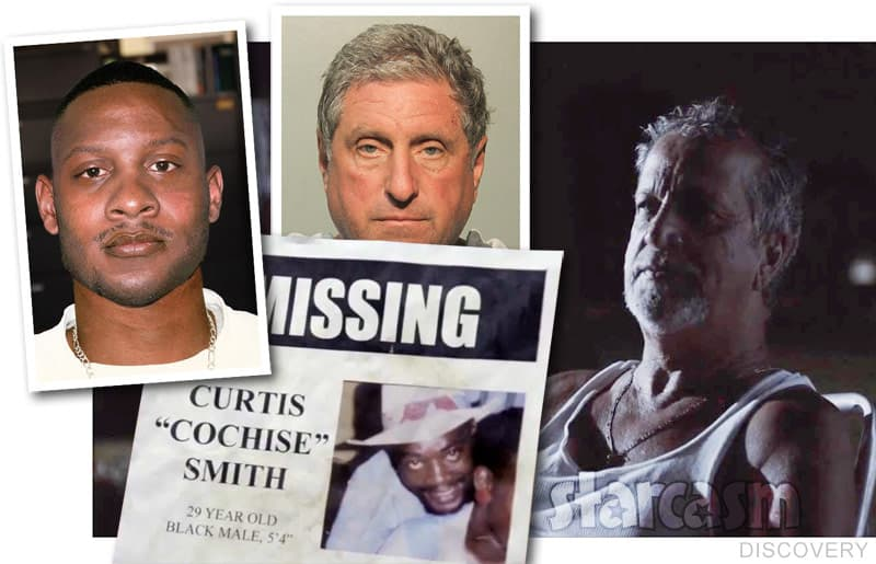 Killing Fields Curtis Cochise Smith murderer arrest