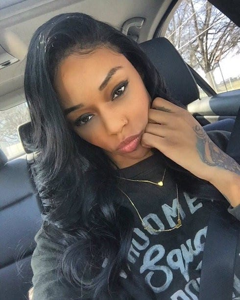 Lil Scrappy and Bambi rumors 1
