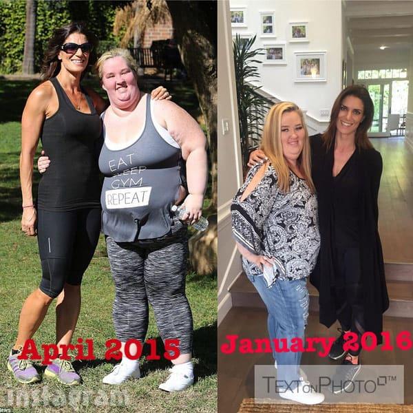 Mama June weight loss trainer Natasha Fett