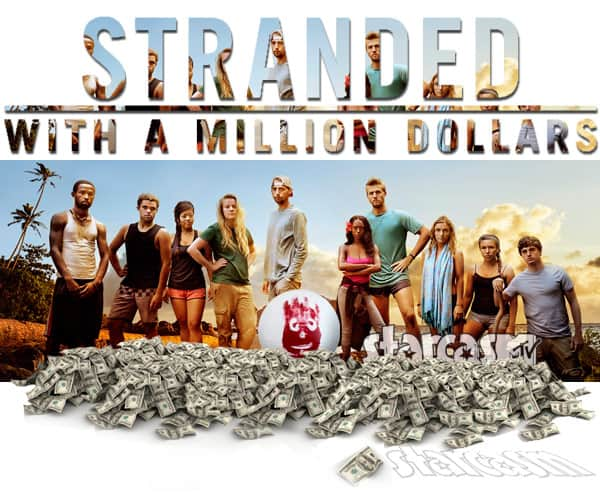 stranded with a million dollars casting