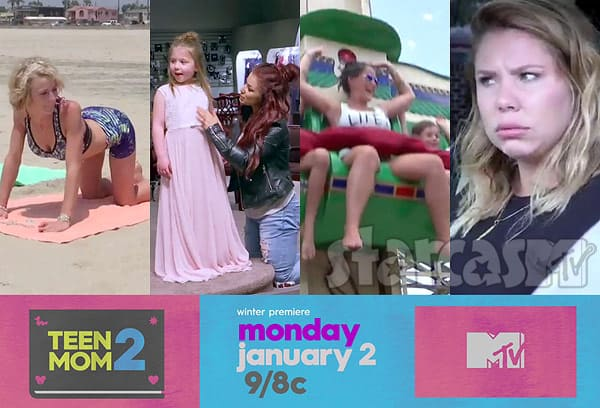 Teen Mom 2 Season 8 previews