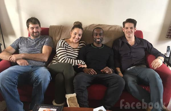 Breaking Amish LA Reunion Show filming 2017