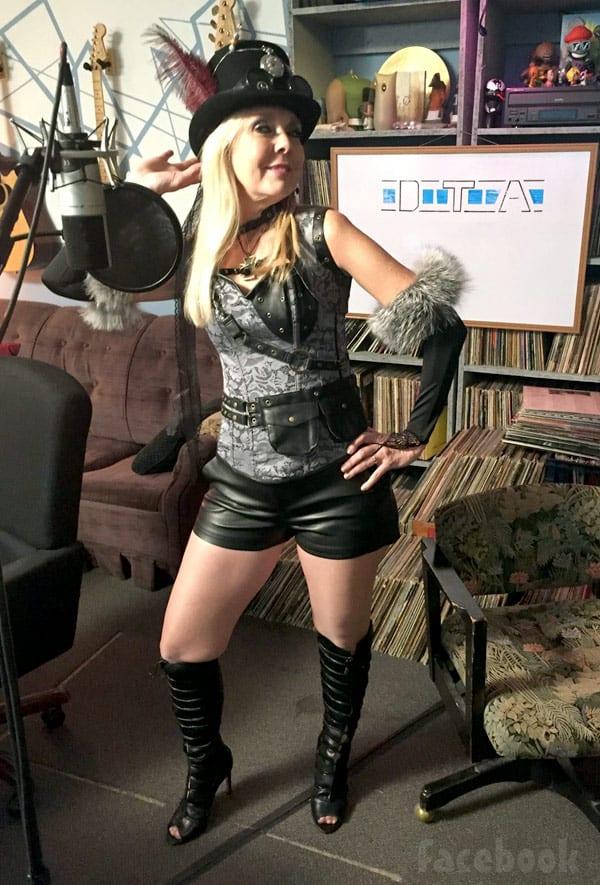 Debra Danielsen Debz OG rap song music video