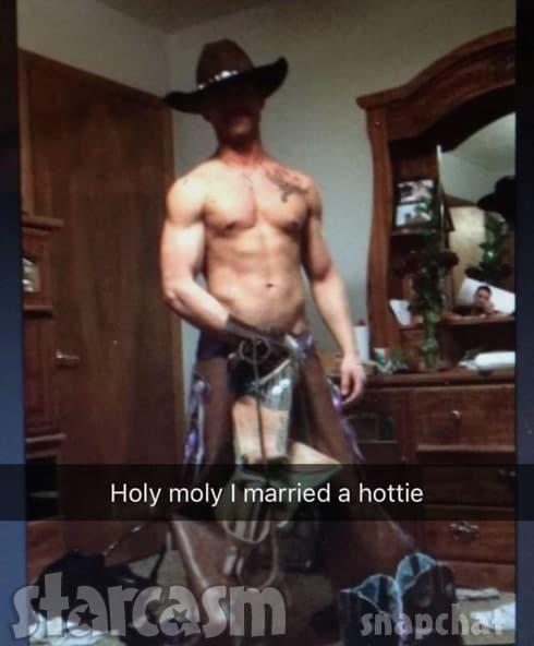 Josh McKee without a shirt