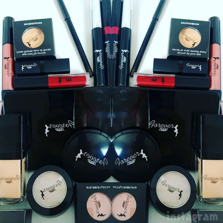 Amber Portwood makeup line Forever Haute