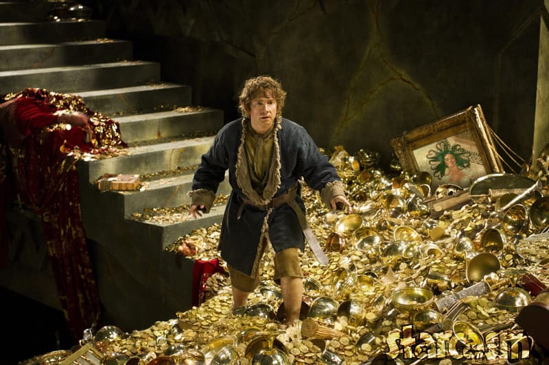 Kendall Jenner jewelry theft Hobbit Bilbo in Smaug's lair