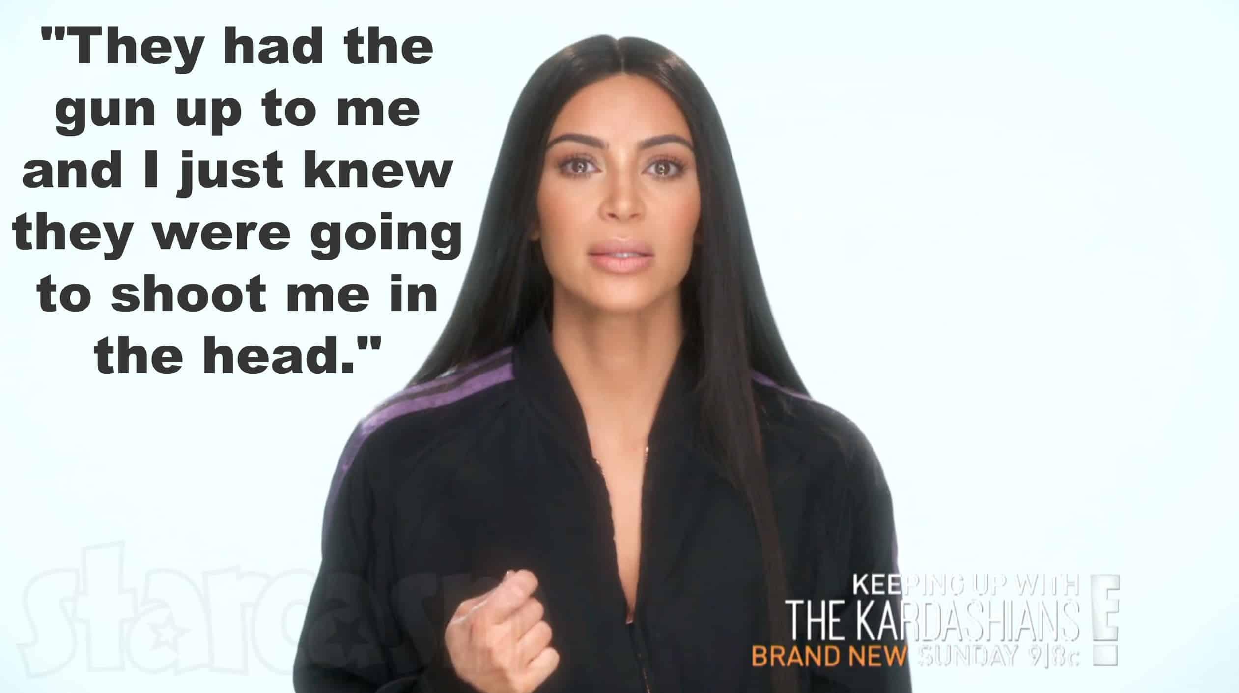 Kim Kardashian robbery details
