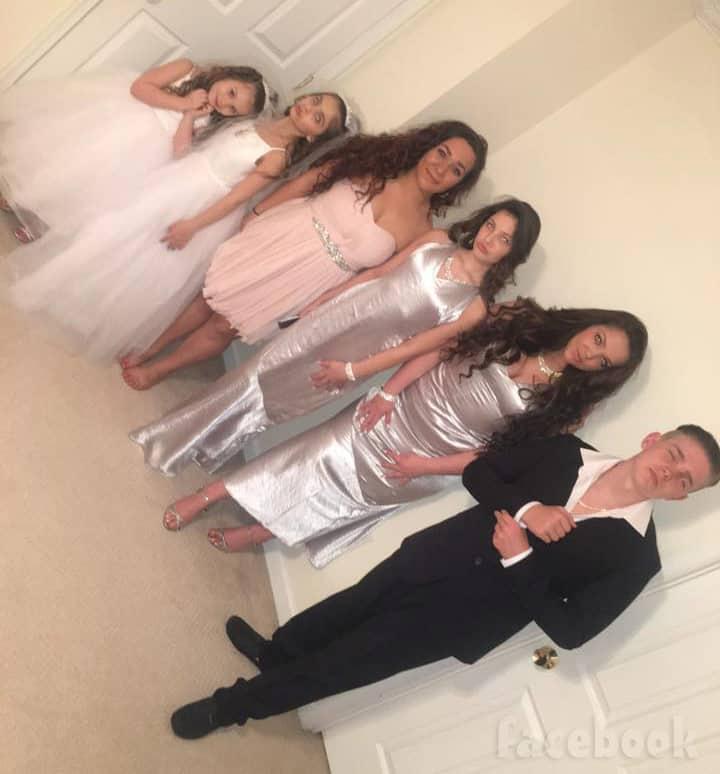 My Big Fat American Gypsy Wedding Dallas wedding photo