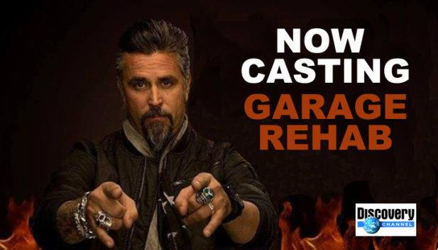 Richard Rawlings Garage Rehab spin off show