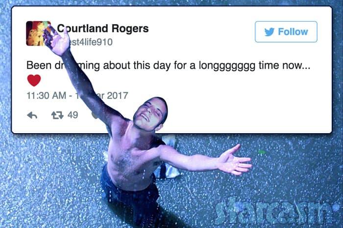 Shawshank Redemption Courtland Rogers 2017