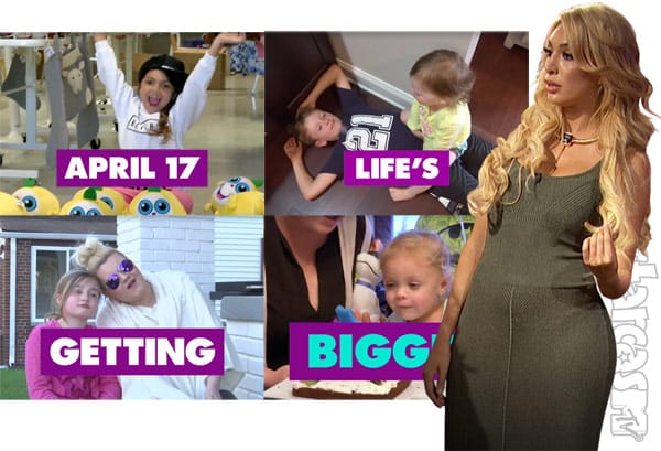 Teen Mom OG Season 6b preview trailer Farrah Abraham