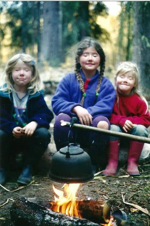 The Last Alaskans Lewis daughters 1