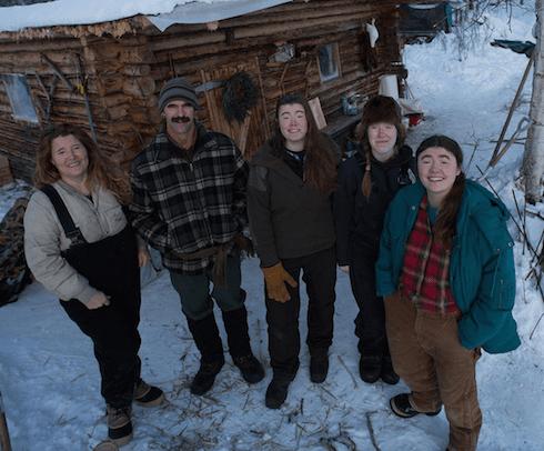 The Last Alaskans Lewis daughters 3