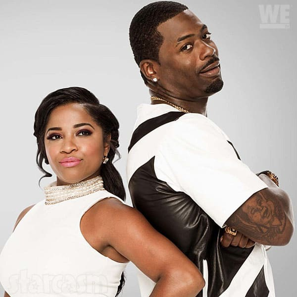 Toya Wright and Memphitz on Marriage Boot Camp