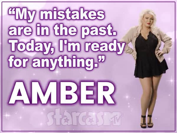 Amber Portwood Real Housewives tagline
