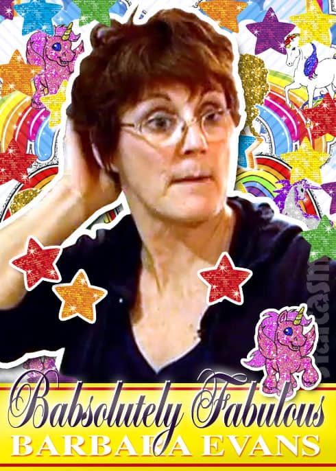 Jenelle Evans mom Babs Evans_book Babsolutely Fabulous