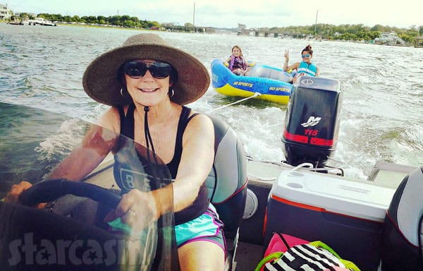 Barbara Evans boat captain