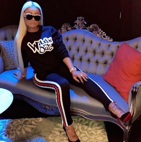 Blac Chyna's Kardashian secret 1