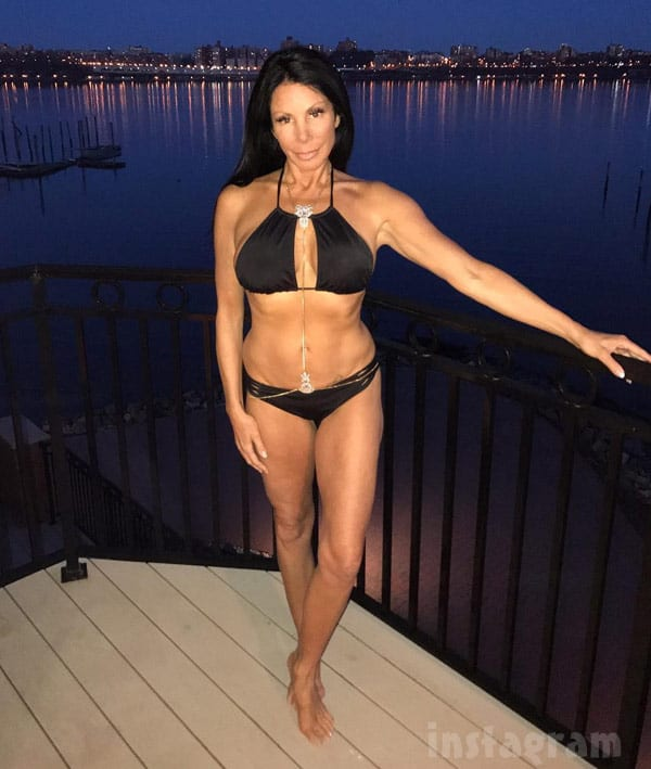 Danielle Staub bikini photo