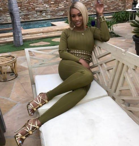 Is Tami Roman pregnant 2017 1