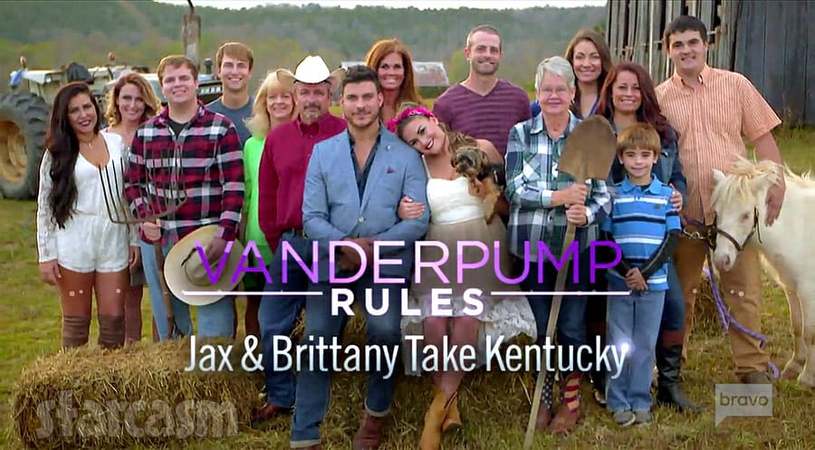 Jax Taylor Brittany Cartwright Bravo show in Kentucky