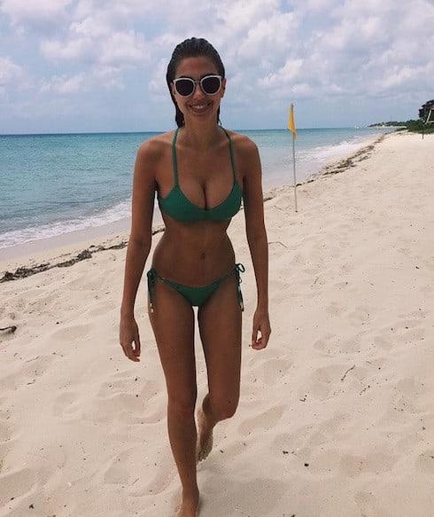 Kara Del Toro's bikini spread