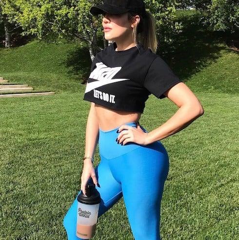 Khloe Kardashian pregnant by Tristan Thompson 2