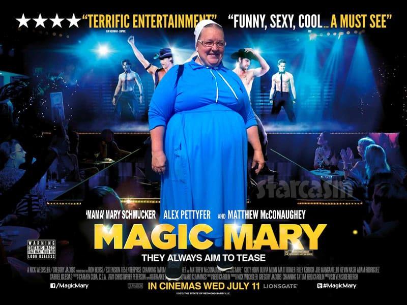 Magic Mary Schmucker Return To Amish
