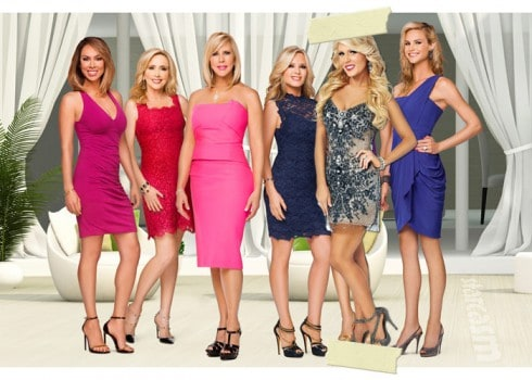 Real Housewives of Orange County Season 12 cast Gretchen Rossi returns