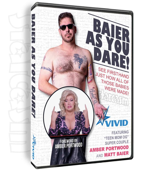 Amber Portwood sex tape Matt Baier As You Dare