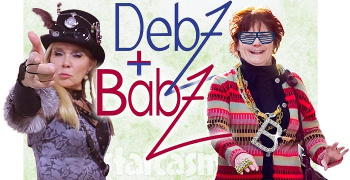 Debz and Babz Cebra Danielsen and Barbara Evans