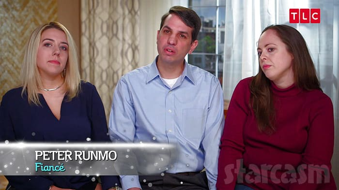 Sister Wives Say Yes To The Dress Runmo trio