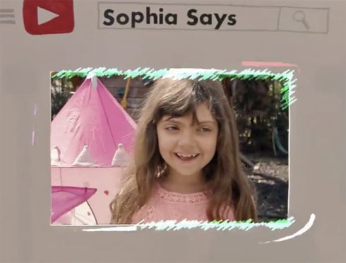 SophiaSaysYouTube