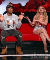 Charlamagne and Chanel West Coast