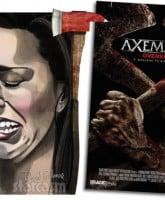 Farrah Abraham cry face movie Axeman II Overkill