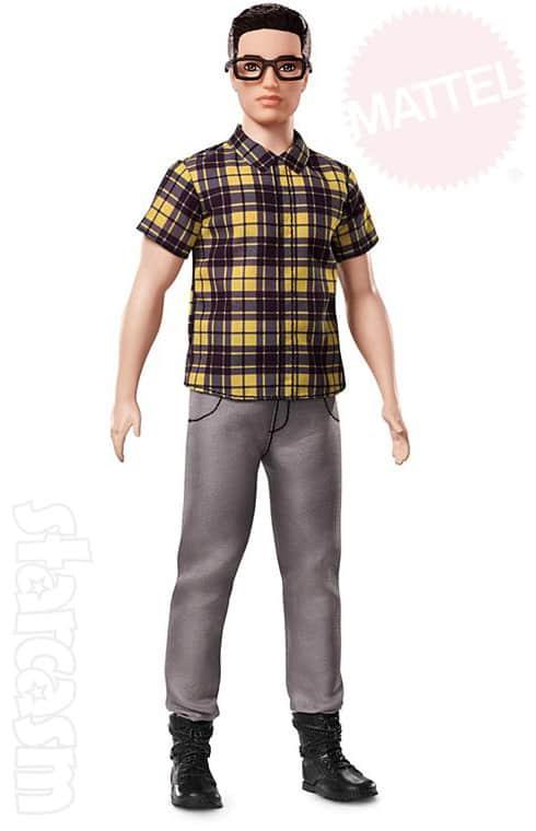 Hipster Ken doll